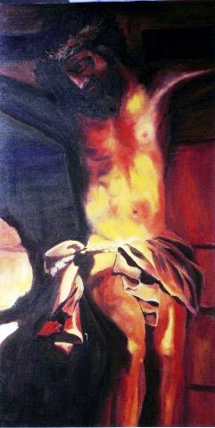 92_Jesus_Dying_on_the_Cross_18x36_2000