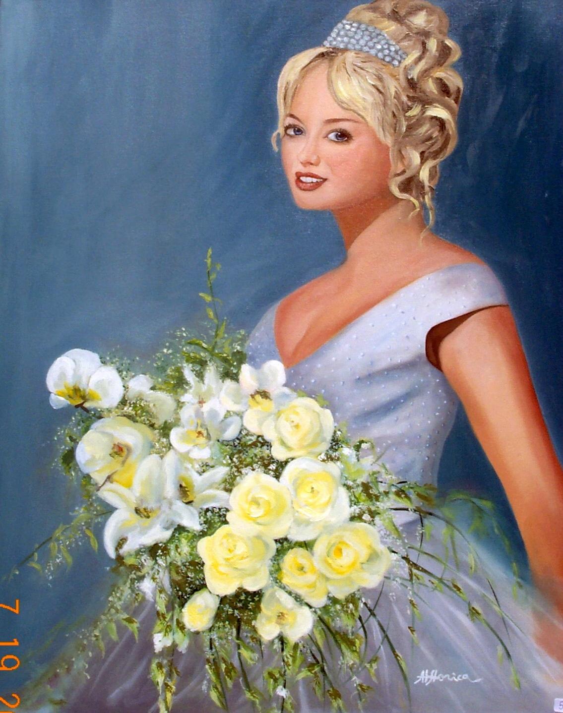 32_The_bride_24x30_200
